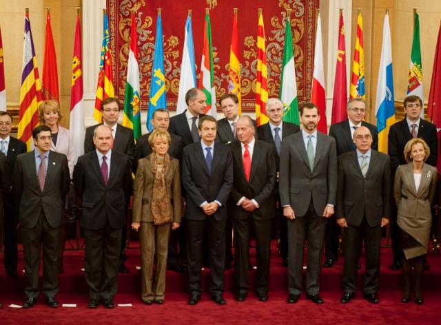 Conferencia presidents autonòmics 1